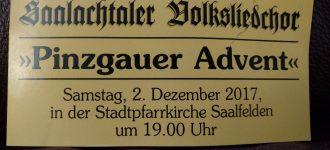 Pinzgauer Advent Saalfelden
